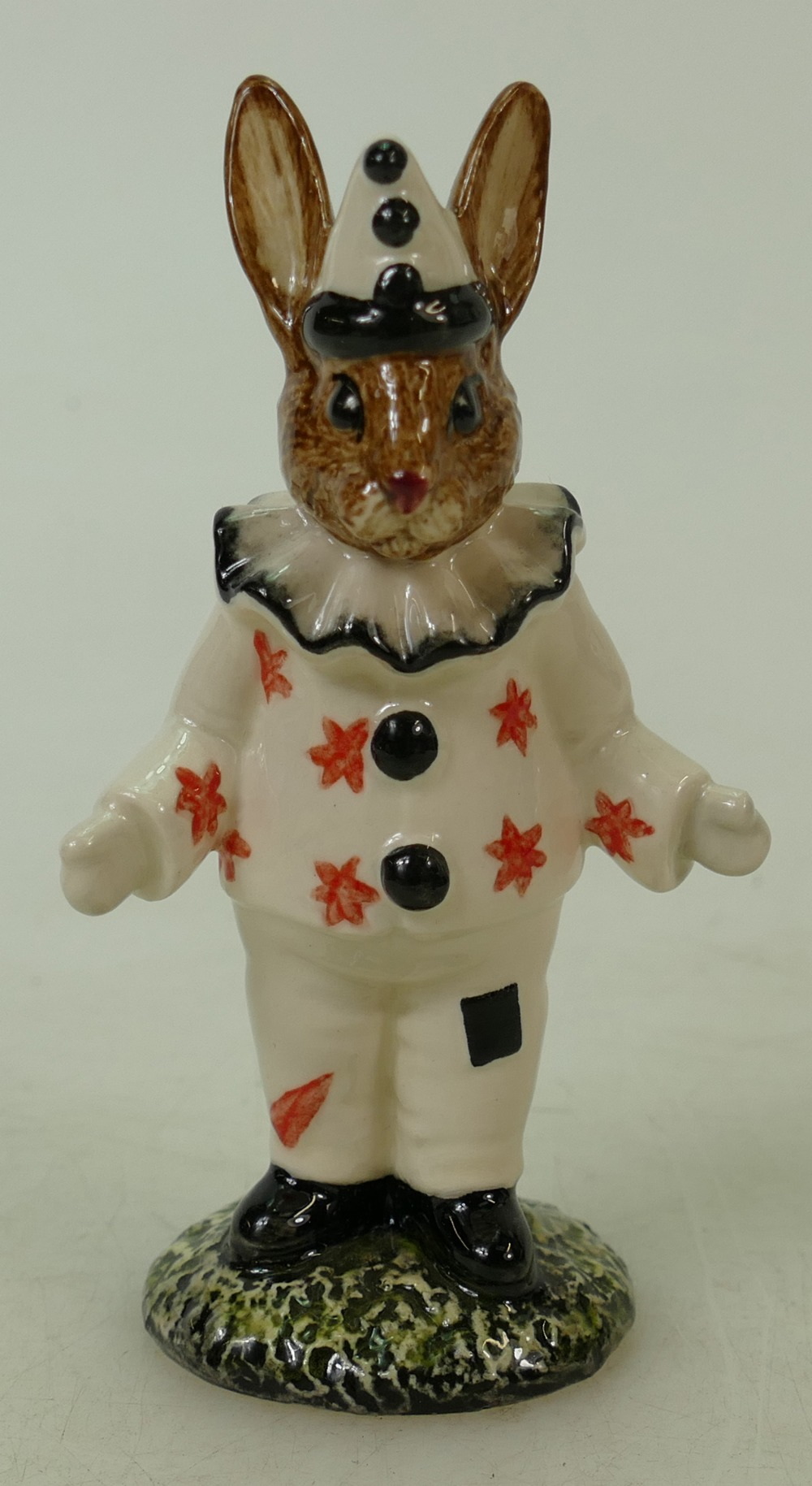 Lot 19 - Royal Doulton Bunnykins figure The Clown: Royal Doulton ref DB129 limited edition of 250.