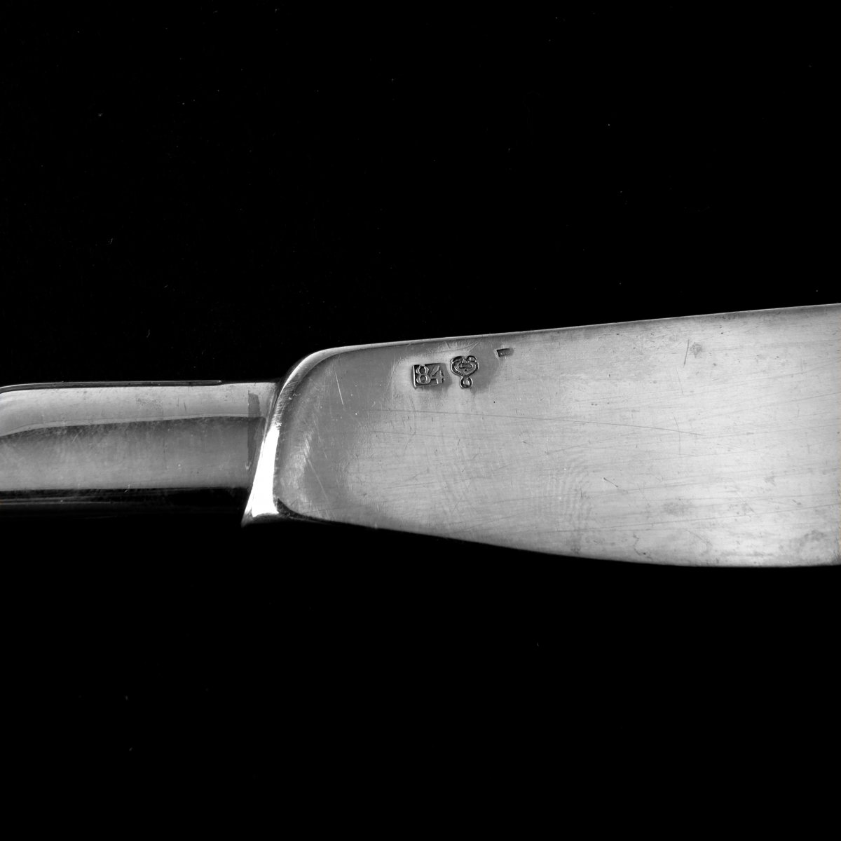 Lot 18 - Henry van de Velde, Fish Knife 'Modell I', 1905/06Fish Knife 'Modell I', 1905/06L. 20.2 cm. Made