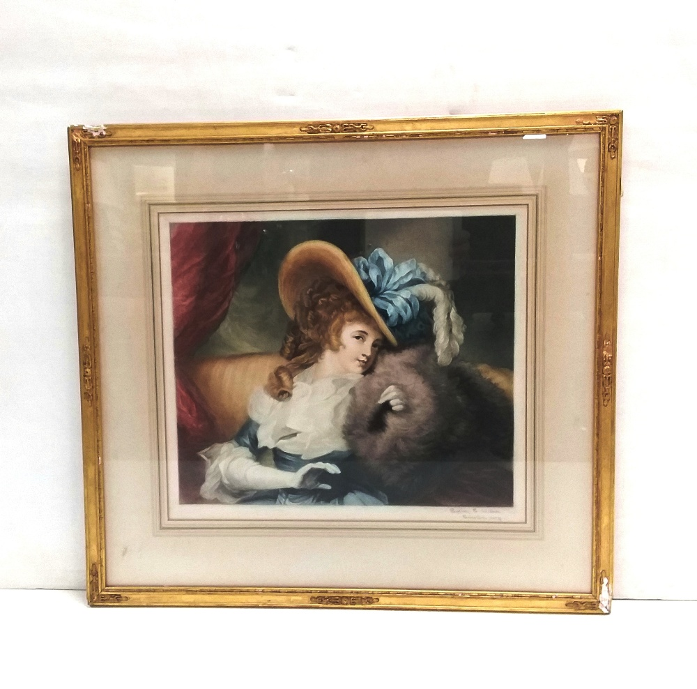 Lot 16 - Hand Coloured Engraving by Sydney D Wilson