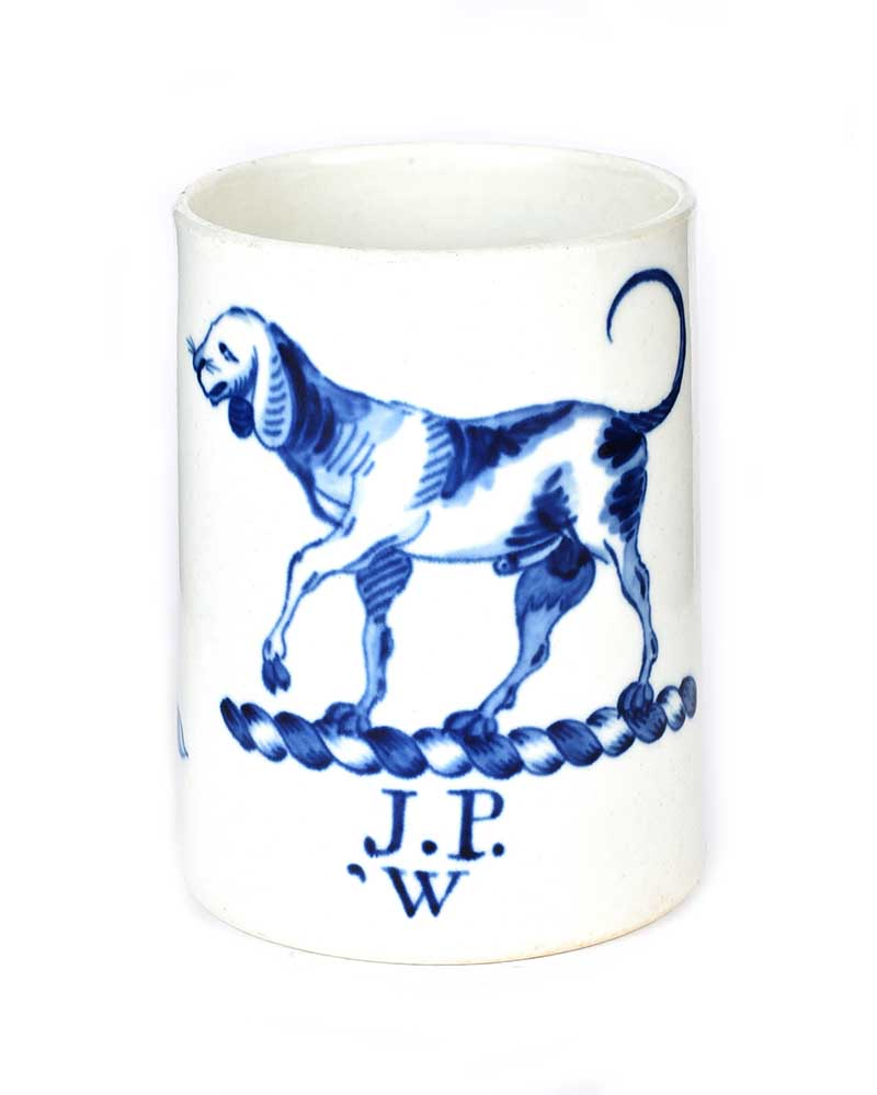 Lot 31 - CRESCENT WORCESTER MUG