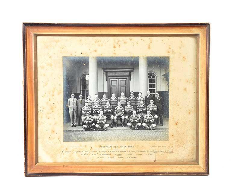 Lot 11 - SET OF INSTONIANS BLACK & WHITE PHOTOGRAPHS