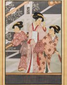 JAPANESE SCHOOL (late 19th/early 20th century),
