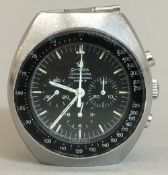 An Omega Speedmaster Professional Mark II chronograph wristwatch, reference 145.