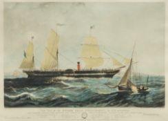HENRY A PAPPRILL (1816-1903) British, Af
