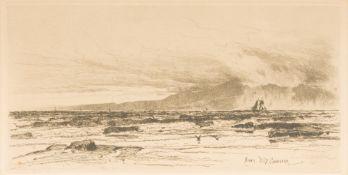 After SIR DAVID YOUNG CAMERON (1865-1945
