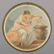After ANGELICA KAUFFMAN (1741-1807) Swis