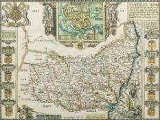 After JOHN SPEED (1552-1629) English
