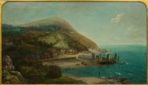 RICHARD ALLAM (19th century) British Lymouth, Devon,