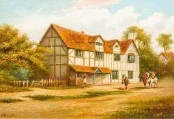 HUGH CHURCH (19th/20th century) British