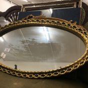 Three various mirrors