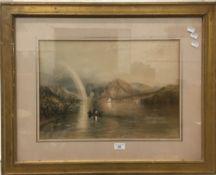 THOMAS PICKEN (19th century) British, After JAMES BAKER PYNE (1800-1870) British, Lowes Water,
