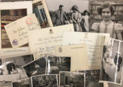 Interesting collection of informal Royal Family photographs - including Queen Elizabeth,