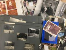 Daphne du Maurier: (1907-1989) British Author, two photograph albums,