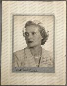 Daphne du Maurier: (1907-1989) British Author,