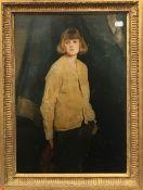 After HARRINGTON MANN (20th century) British A photographic print of Daphne du Maurier,