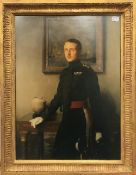 """A photographic print of Lieutenant-General Frederick """"Boy"""" Browning in the uniform of the Grenadier"""