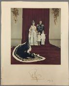 Prince Philip: (1921- ) Duke of Edinburgh, husband and consort of Queen Elizabeth II,