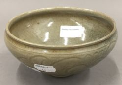 An Anhua conical bowl
