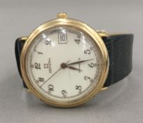 A Zenith gentleman's wristwatch