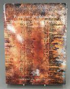 Poinscons Des Fabricants D'Ouvrages D'Or Et D'Argent, Lyon 1798-1940,