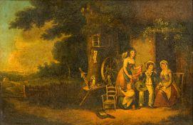Circle of GEORGE MORLAND (1763-1804) Bri
