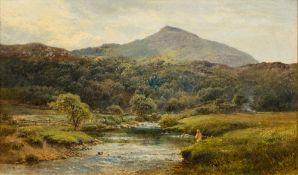 ALFRED DE BREANSKI Senior (1852-1928) Br