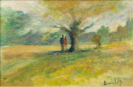 RONALD OSSORY DUNLOP (1894-1973) Irish (