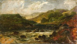 Attributed to WILLIAM CALLOW (1812-1908)