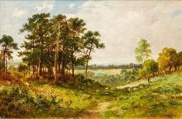 DANIEL SHERRIN (1868-1940) British, pain