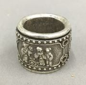 A Chinese archers ring
