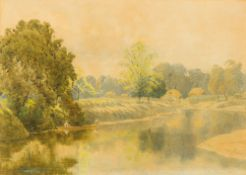 ANGLO-ENGLISH SCHOOL (19th century), Jalpaiguri, watercolour, indistinctly signed,