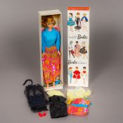A boxed 1960s Genuine Teenage Fashion model Barbie by Mattel, stock no.