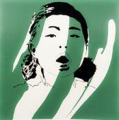 BLEK LE RAT (born 1951) French (AR) Resist Against the Imposter Prints, a set of four,