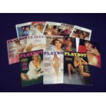 Lot 120 - Extremely large collection of various assorted Playboy top trump style fact cards dating mostly from