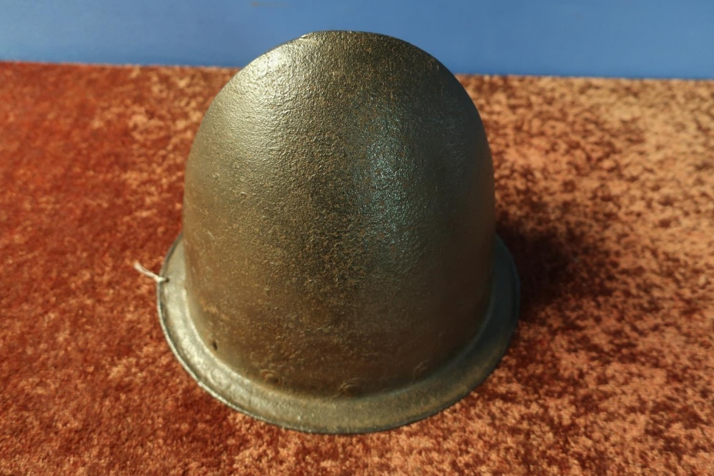 Lot 23 - 17th C Kabasset steel helmet