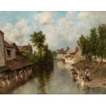 EUGENE CICERI (FRENCH 1813-1890)