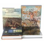 4 Kunstbücherbest. aus: van Thiel, All the paintings of the Rijksmuseum in Amsterdam - A