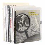 8 Bücher   Fotografieu.a. best. aus: Erich Andres - Der Mann mit der Leiter, Dölling/Gallitz,