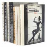 9 Bücher   Fotografiebest. aus: Heering (Hrsg.), Das goldene Buch der Rolleiflex, 1936; Im Zauber