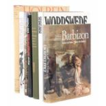 7 Kunstbücherbest. aus: Burmester, Barbizon - Malerei der Natur - Natur der Malerei, Klinkhardt &