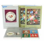 5 Bücher   Porzellanbest. aus: Jedding, Meißener Porzellan des 19. und 20. Jahrhunderts, Keyser,