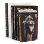 10 Bücher | Afrikanische Kunstu.a. best. aus: Wassing, L'Art L'Afrique Noire, 1969; Phillips, Afrika