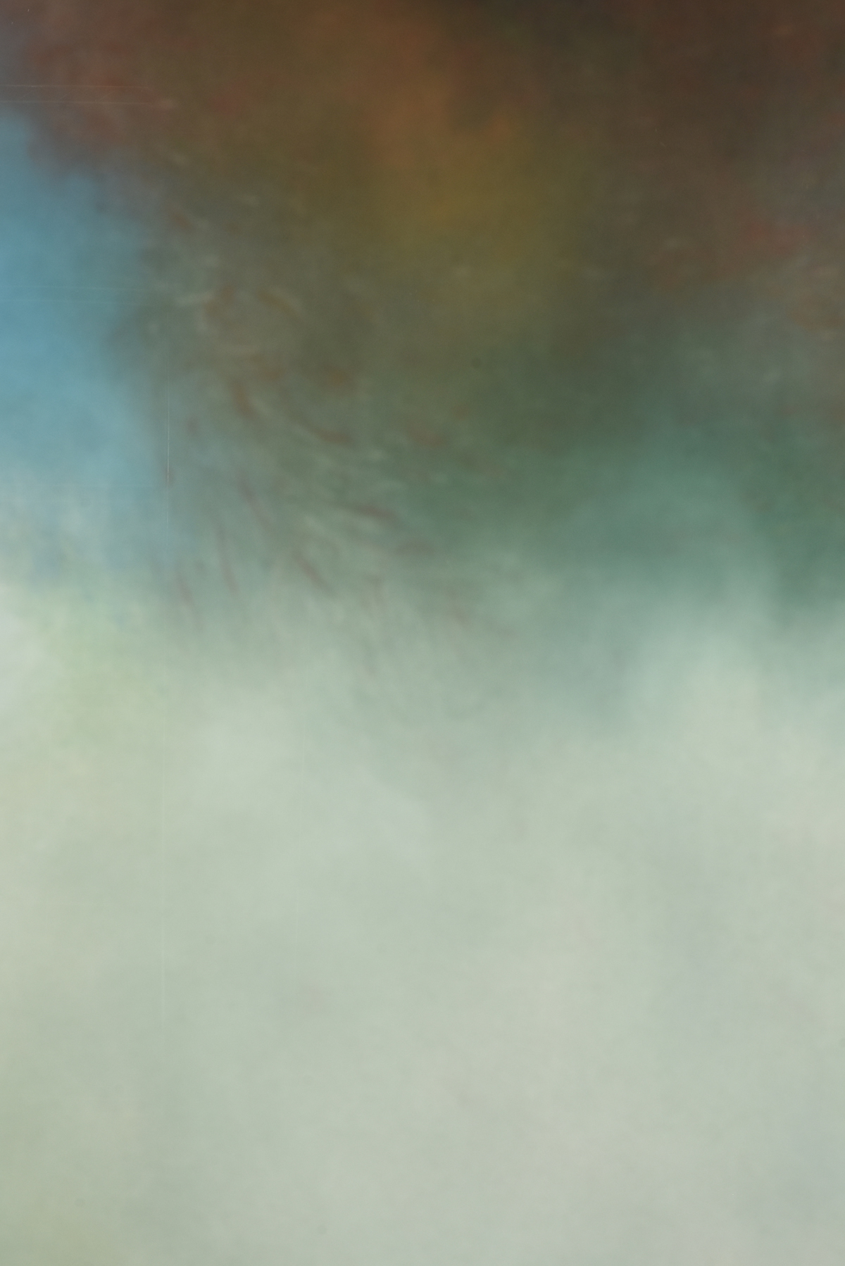"Lot 48 - attributed to PAULINE ZIEGEN (American 20th/21st Century) A PAINTING, ""Valley under Ethereal Sky,"""