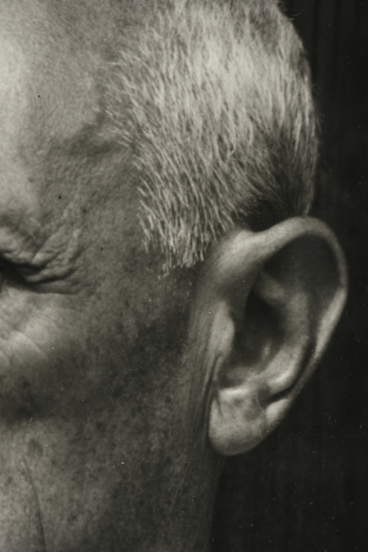 "Lot 38 - GILLES EHRMANN (French 1928-2005) A PHOTOGRAPH, ""Pablo Picasso à Vence, 1956,"" ink on paper,"