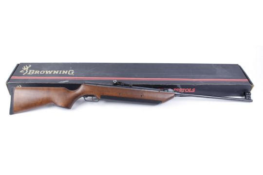 4 5mm ( 177) Browning Airstar 200 electric cocking air rifle