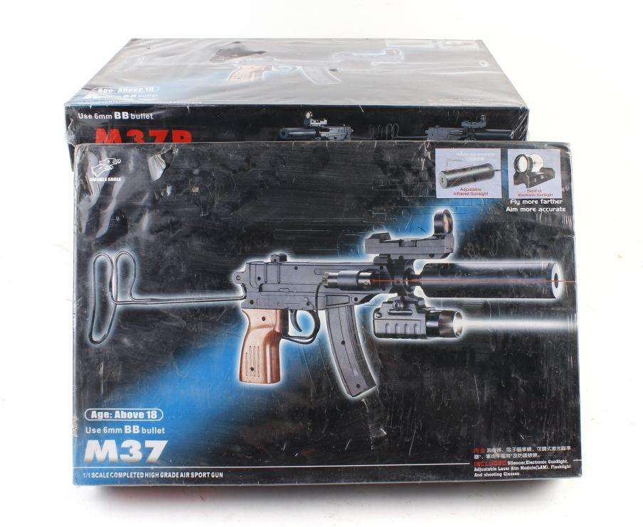 5 x Boxed 6mm M37P BB gun by VB Sport