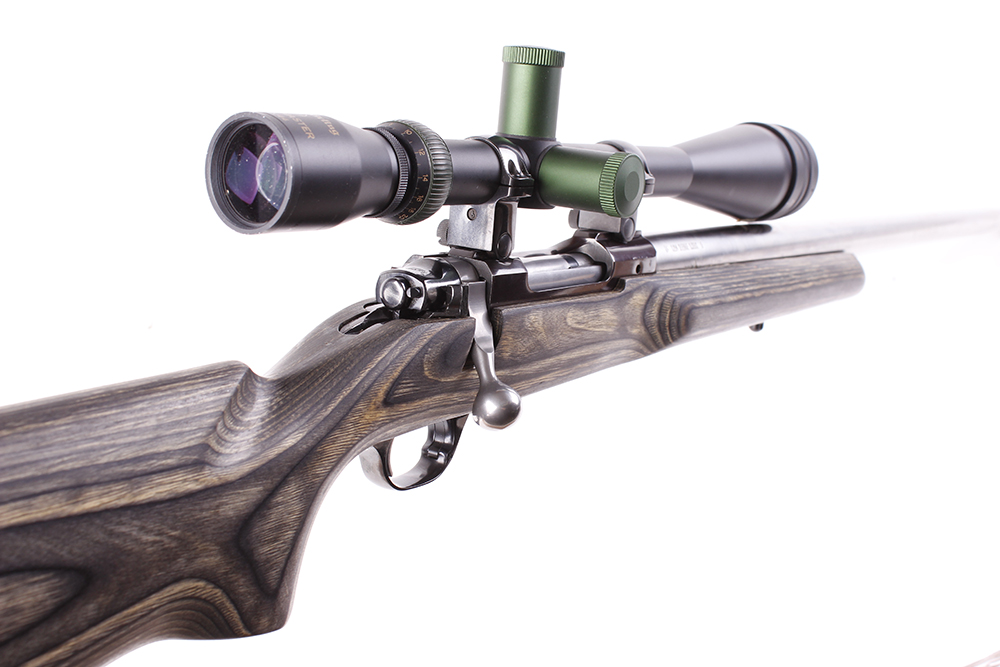 Lot 860 - (S1) .284 (Shehane) Ruger M77 MkII bolt action target rifle, 32 ins heavy stainless steel barrel