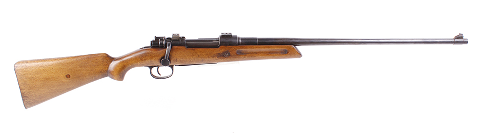 Lot 724 - 8mm FN Model 98 bolt action rifle, no. 6508 - Deactivated with EU certificate (2019)