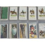 Cigarette Cards, Mixture, a small selection of rarer cards, Manufacturers including Wills Scissor,
