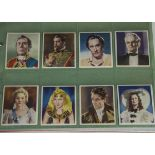 Cigarette Cards, Phillips, a collection of sets (all M size) in a modern ringbinder, to name,